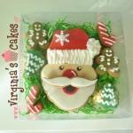 Giant Santa Claus