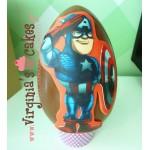 Αυγό Captain America