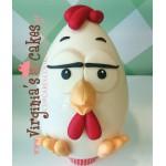 Αυγό κοκοράκι