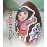 Αυγό Dora the explorer