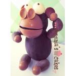 Easter chocolate gorilla