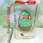Αυγό Ninja turtles