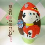 Αυγό Paw patrol