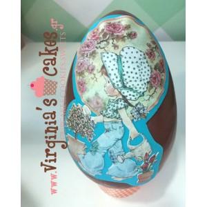 Αυγό Sarah Key
