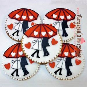 Love umbrella 2