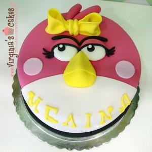 Angry Birds Girl