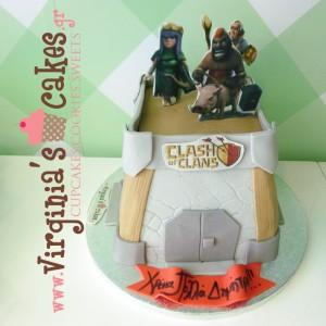 Clash of Clans castle