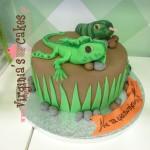 Iguana-snake
