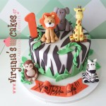 Jungle animals 3