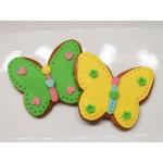 Πεταλούδες με καρδούλες