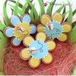 Μαργαρίτες-μελισσούλες