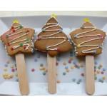 Χριστουγεννιάτικα μπισκότα γλειφιτζούρια