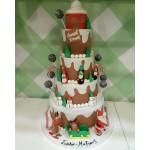 Christmas cake 3