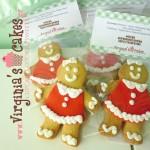 Gingerbread girl
