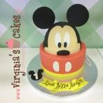 Club Mickey head