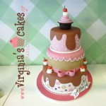 Cupcake sweets