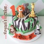Jungle animals 3