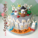 Rabbids party