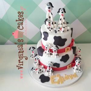 101 Dalmatian dogs