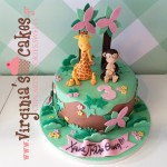 Jungle animals 4