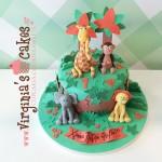 Jungle animals 5