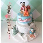 Mickey Mouse Santa 2